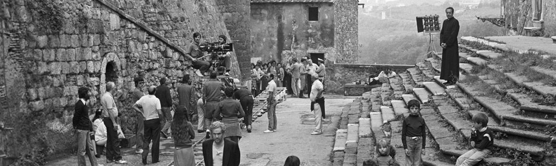 Il set di Nostalghia di Andreij Tarkovskij a Faleria